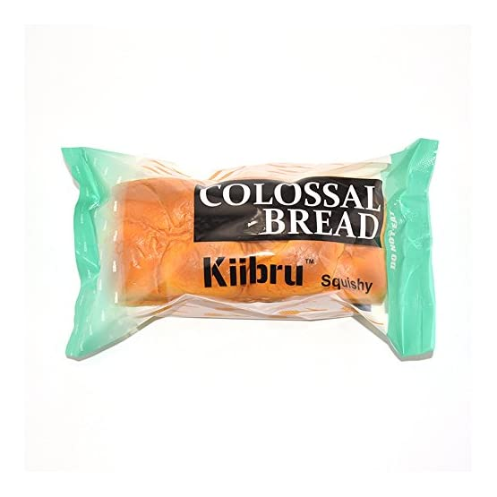 English Bread | 7 to 9 Inches | Slow Rising Kiibru Squishies 4