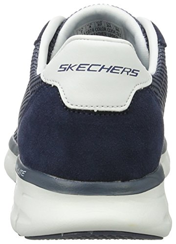 Closed Slate Synergy Donna Skechers Case Running Scarpe Grigio OqEwFBUzx