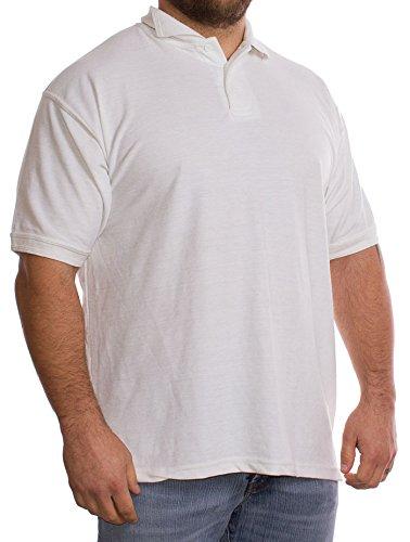 Blanc Apparel Xxx large Homme Absolute Polo Fg4wqO