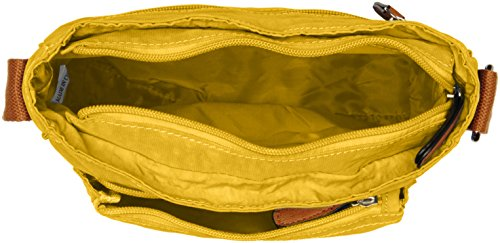 SwankySwans - Emmy, Borsa a tracolla Donna Giallo (Yellow (Mustard))