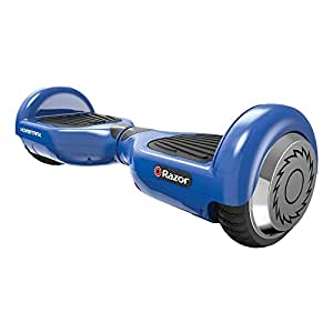 Razor Hovertrax 1.0 Hoverboard Electric Hover Smart Board, Blue
