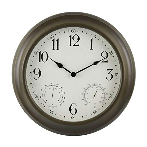 Bestselling Outdoor Clocks