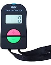 Digital Hand Tally Counter Electronic Manual Clicker Add/Subtract Model For Golf Sports
