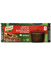 Knorr Bouillon Homestyle Stock Beef 132 GR