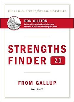 StrengthsFinder 2.0: Tom Rath: 0074994540415: Amazon.com