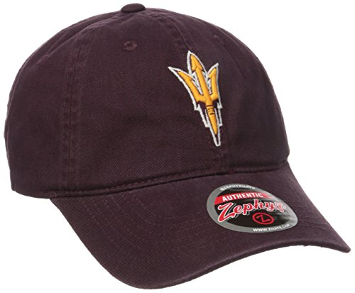 - NCAA Arizona State Sun Devils Men's Scholarship Relaxed Hat, Adjustable Size, Team Color