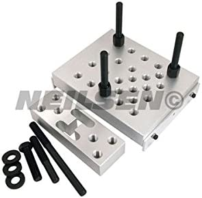 Hydraulic Press Support Block for Wheel Bearings Press Work Bearings