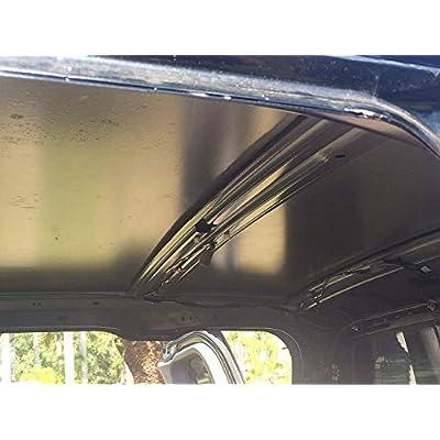 NASATEK 4' x 5' Roll (20 Sqft) Automotive: Car Truck Van SUV RV Camper Vehicle Insulation (Sound Deadener, Radiant Heat Barrier Mat, Thermal Insulation) (R8) AD5 5MM Waterproof / Moistureproof: Automotive