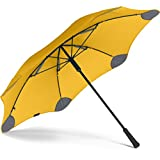 "BLUNT Classic Umbrella with 47"" Canopy and Wind Resistant Radial Tensioning System - Yellow"