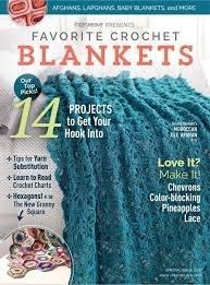 Interweave Presents Favorite Crochet 2017
