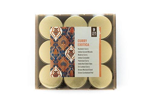 World Spice Merchants Gift Set - Curry Exotica