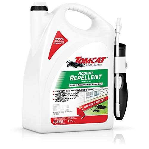 Tomcat Repellents Rodent Repellent Ready-to-Use with Comfort Wand