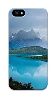 Mountain View Custom iPhone 5s/5 Case Cover ¨C Polycarbonate