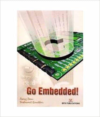 Go Embedded (With CD) 1st Edition price comparison at Flipkart, Amazon, Crossword, Uread, Bookadda, Landmark, Homeshop18