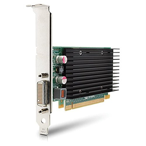 HP A7U59AT NVIDIA NVS 310 - Graphics card - Quadro NVS 310 - 512 MB DDR3 - PCIe 2.0 x16 low profile - DisplayPort - promo - for HP 4000, (Nvidia Workstation Cards)
