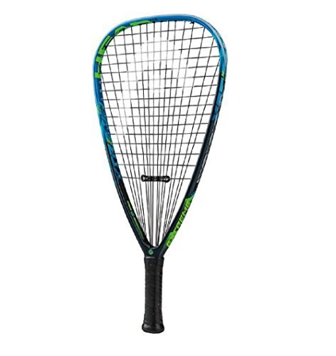 HEAD Graphene XT Extreme 155 Racquetball Racquet, Strung, 3 5/8 Inch Grip by HEAD