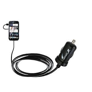 Motorola Photon 4G Cargador Rapido de Viaje para carro/coche de D.C.