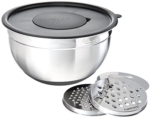 Cuisinart CTG-00-MBG Mixing Bowl with Graters