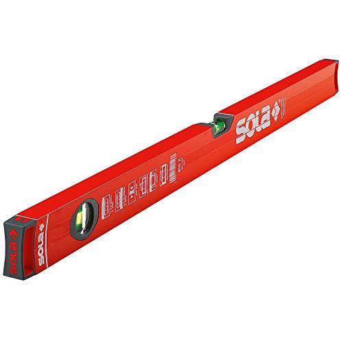 (Sola BX72 72-Inch X-Profile Shockproof Aluminum Bubble-Vial Big X Box Level)