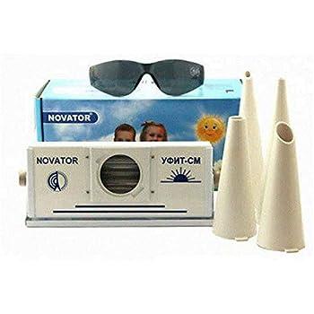 Amazon Com Quartz Bactericidal Ultraviolet Irradiation Ear Throat Nose Treatment Lamp Health