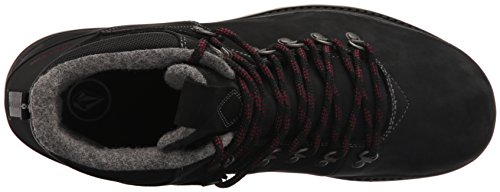 Volcom Outlander Boot, Botines para Hombre Negro - negro
