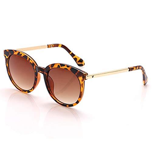 Children Sunglasses for Kids Sunglass Classic Fashion Baby Eyewear Beach Outdoor Sport Goggle UV400,brown (Ray-ban-symbol)