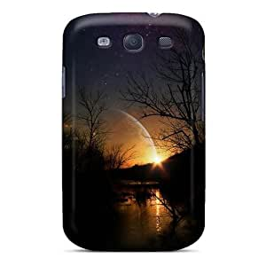 Awesome Case Cover/galaxy S3 Defender Case Cover(horizons Above)