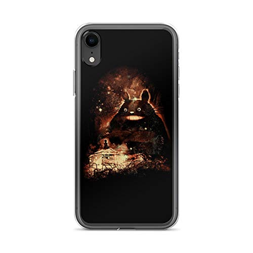 iPhone XR Case Anti-Scratch Japanese Comic Transparent Cases Cover The Last Story Anime & Manga Graphic Novels Crystal Clear
