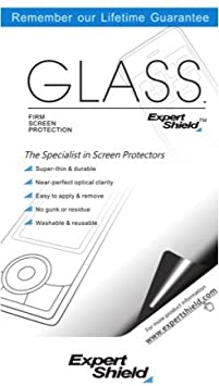 Expert Shield *Lifetime Guarantee* - THE Screen Protector for: Lumix ZS200 / TZ200 - Anti Glare GX8