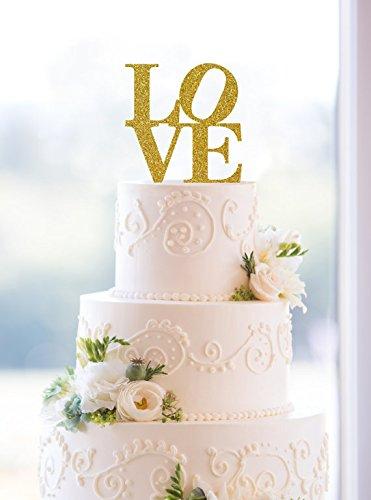 Glitter-Philadelphia-Love-Cake-Topper-C-Custom-Wedding-Cake-Topper-Glitter