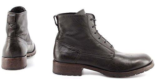 BELSTAFF Herren Schuhe Neu New 77800210 Black Alperton Man Stiefeletten Boots rfFqEwr
