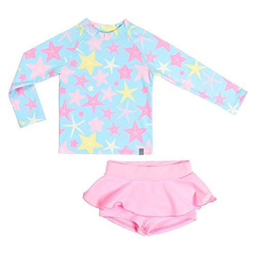 Rashguard Swimsuit Protection Tankini Swimwear product image