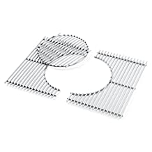 Weber 7586 Gourmet Barbeque System Spirit 300 Series Stainless Steel Grates