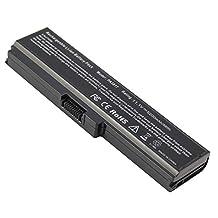 PA3817U-1BRS Laptop Battery for Toshiba Satellite L755 C655 M645 L750P L600 L675 L675D L700 L745 L750D L755D M640 P745 Series, PA3818u-1BRS A3819U-1BRS (Pack-1)