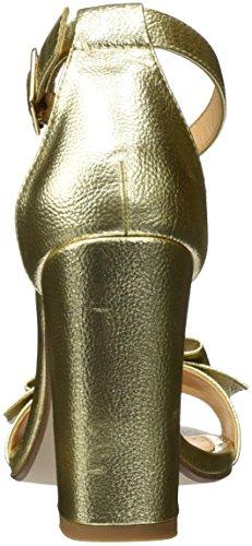 Miss KG Damen Flounce Pumps Gold (Gold)