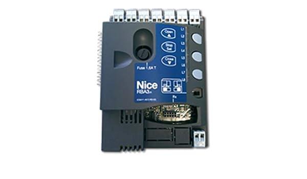 Nice RBA3 Control Unit for Nice RB600 and RB1000 Robus 1000