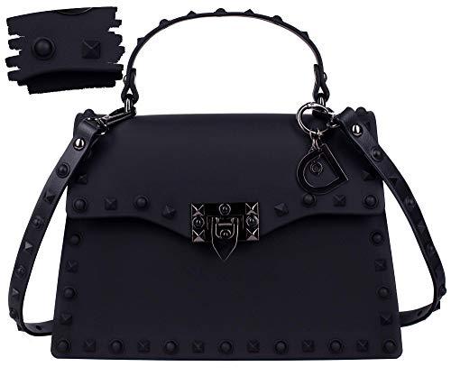Womens Purses and Handbags Black Handbags for Women - Studded Bags For Women - Purse for Women - Hand Bags for Women on Sale - Carteras de Mujer guess - Small Handbags for Women