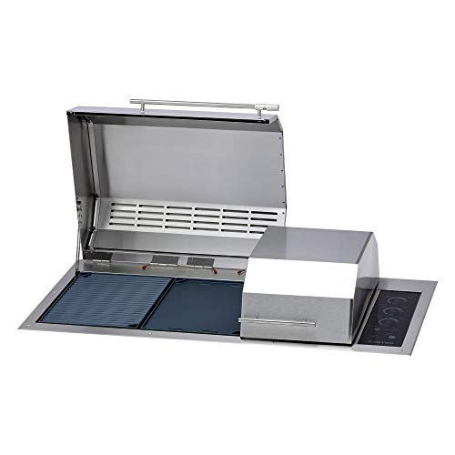 Kenyon B70430 Big American Electric Grill, Stainless Steel