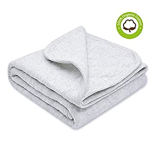 Why Zenssia Baby Blankets? This blanket will keep the baby warm and preventing overheating as well, let the babies sleep better 100% Organic cotton is hypoalleric, your baby will feel safe and secure in this blanket. Perfect for sleeping, cuddling, s...