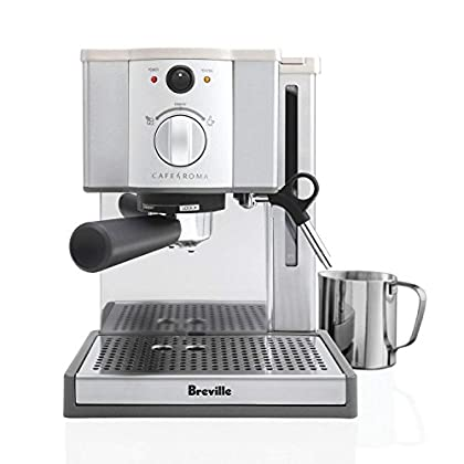 Image of Home and Kitchen Breville ESP8XL Cafe Roma Stainless Espresso Maker