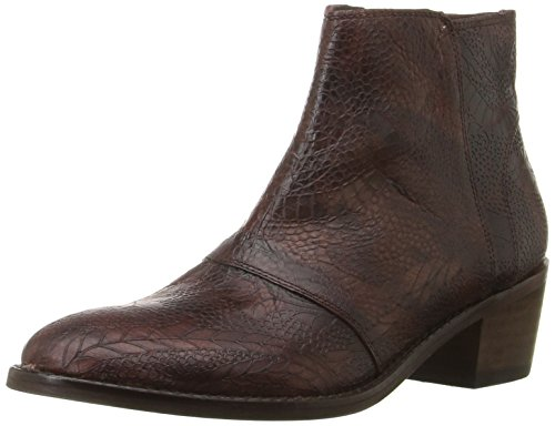 152be928855 Wolverine 1883 Women's Roxana Ankle Bootie, Brown Floral, 5.5 M US