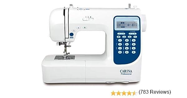 Carina 291875 Professional - Máquina de coser con accesorios ...