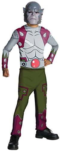 Mumm Ra Fancy Dress Costume (ThunderCats Animated Panthro Value Child Costume - Small)