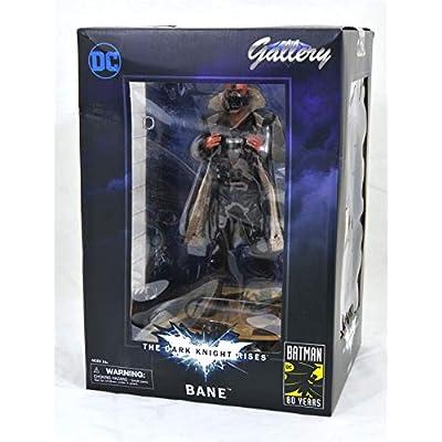 DIAMOND SELECT TOYS DC Gallery: The Dark Knight Rises: Bane PVC Figure: Toys & Games