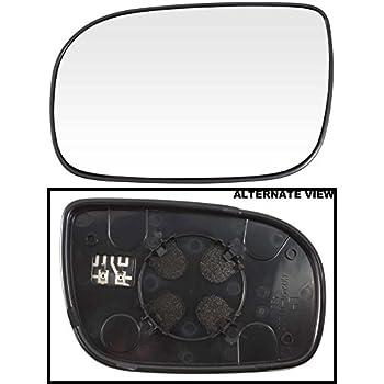AM For Chevy,Pontiac Uplander Right Passenger Side DOOR MIRROR PLATE