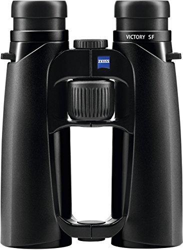 [해외]ZEISS VICTORY SF Black Binoculars / Zeiss 10x42 Victory SF BinocularLotuTec Protective Coating (Black)