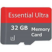 Essential ULTRA 32GB Karbonn A2+ SmartPhone MicroSDHC Card with custom format for Hi-Speed Lossless certified recording! With SD Adapter. (Class 10, up to 500x or 70MB/sec)