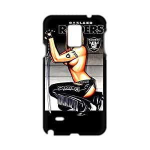Fortune oakland raiders logo 3D Phone Case for Samsung Note 4