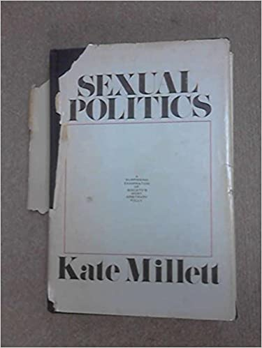 Sexual Politics Kate Millett Pdf