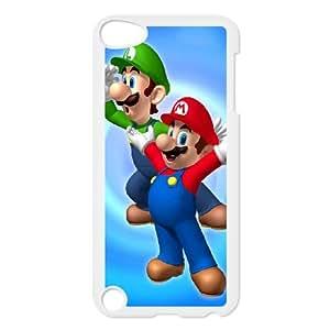 Ipod Touch 5 Phone Case Cover Super Mario Bros SM7886